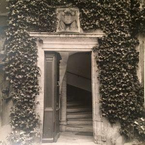 Porte d'entrée - Maison Bourgeois