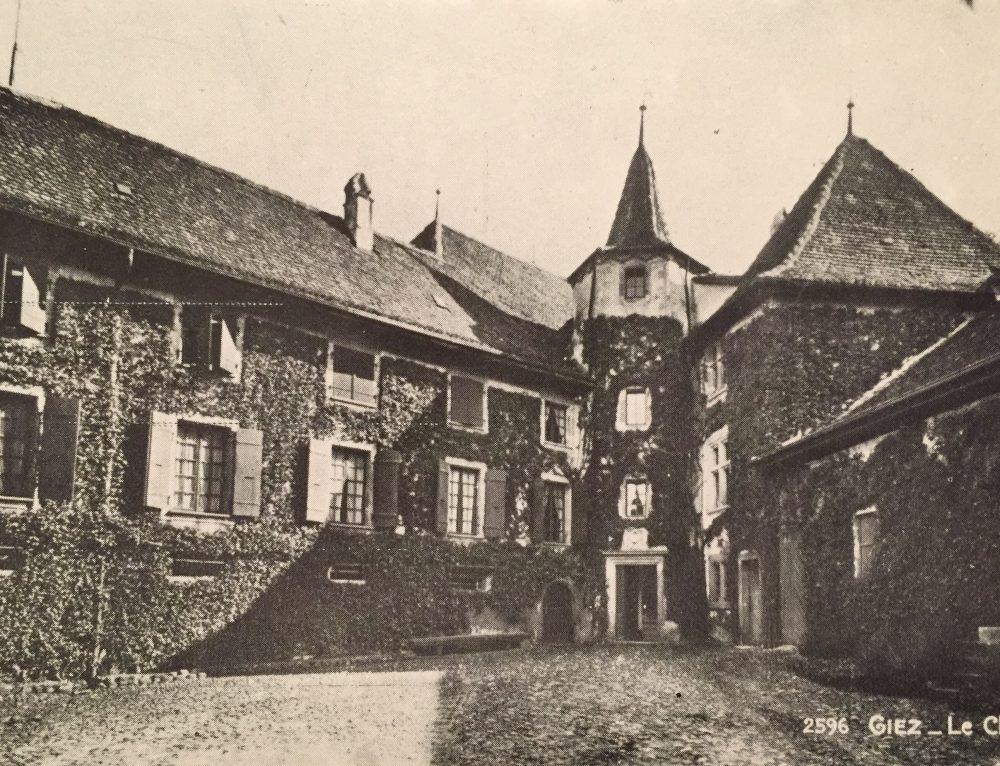 Synthèse historique de la fondation par M. Jacques André, ancien Président